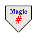 Magic Number for MLB icon