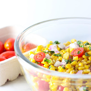 5-Ingredient Corn Salad.