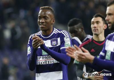 Les U19 d'Anderlecht perdent un atout pour les demi-finales de Youth League