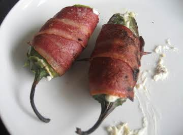 Erwin's Bacon Wrapped Jalapenos