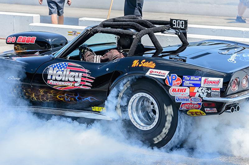 Photo: Smokey Burnout