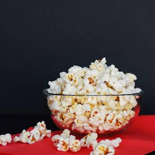 Salted Honey Popcorn.