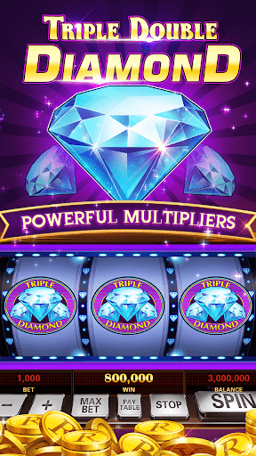 Mega Diamond Slots: Classic Vegas Casino 1.1.0 {cheat|hack|gameplay|apk mod|resources generator} 2