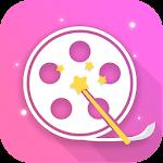 Vimady: Video Maker & Video Editor, Gif, Sticker Icon