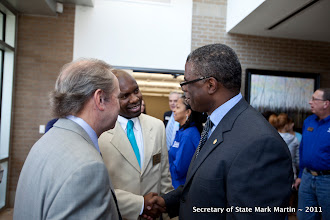 Photo: Pulaski Technicle College Business Technology Center Grand Opening 6-23-11
