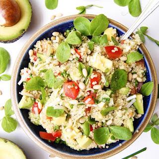 Quinoa Avocado Tomato Salad Recipes