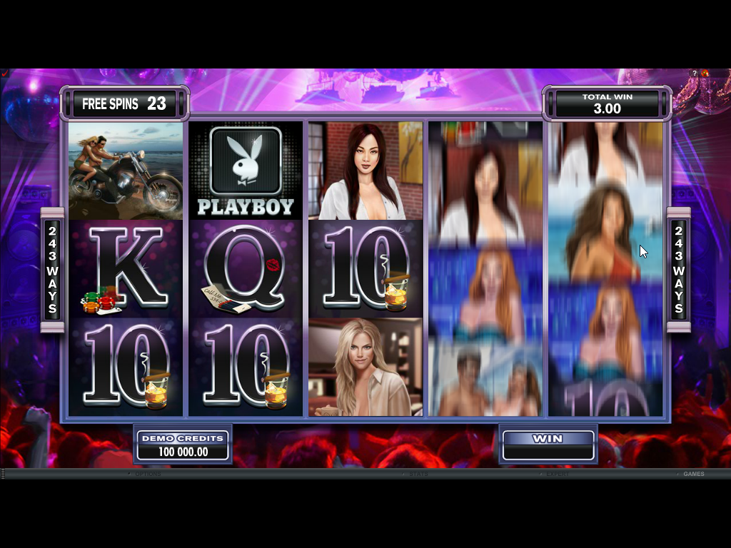 Playboy Slots Game Review