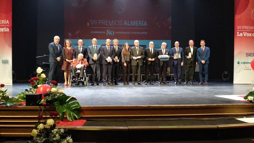 Gala de los VII Premios Almería