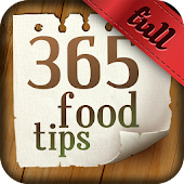 365 food tips. Full version