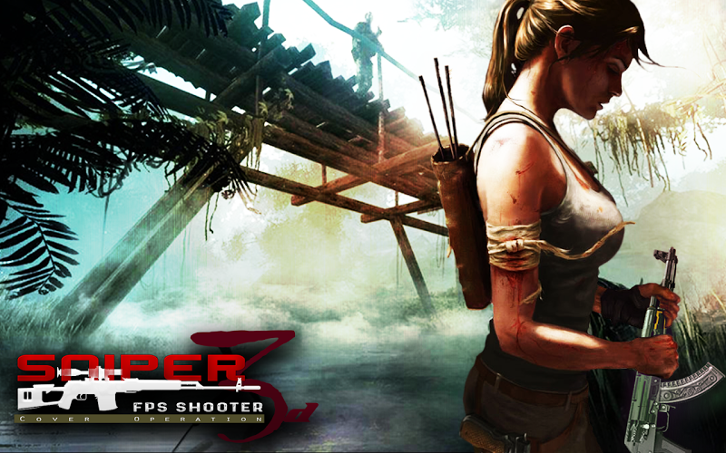 sniper 3d games free download