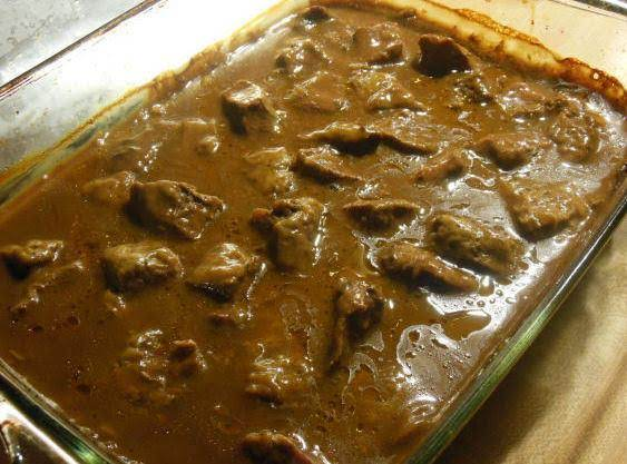 Tammy's Beef Tips Recipe