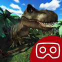 Jurassic VR - Dinos for Cardboard Virtual Reality icon