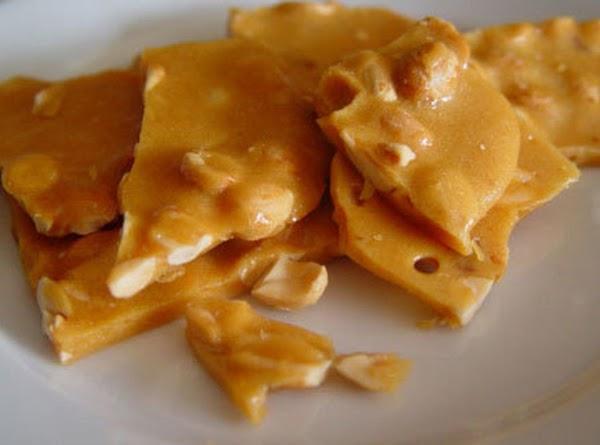 Microwave Peanut Brittle? No Kidding. Recipe