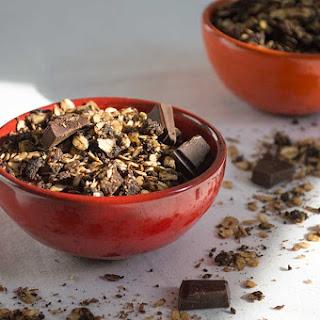 Peanut Butter & Chocolate Granola