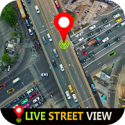 GPS Live Street Map and Travel Navigation
