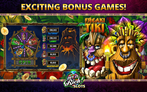 Hit it Rich! Free Casino Slots 10