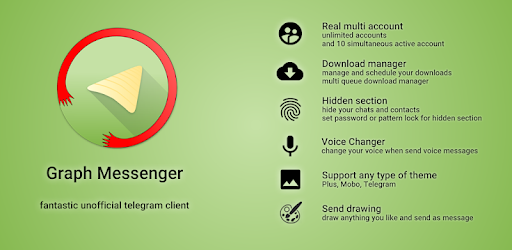 Graph Messenger - Apps on Google Play