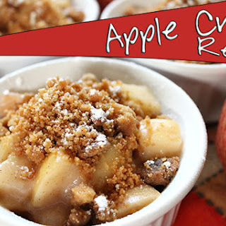 Easy and Oh So Yummy Apple Crisp Recipe