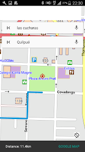 YEREVAN ARMENIA MAP screenshot 3