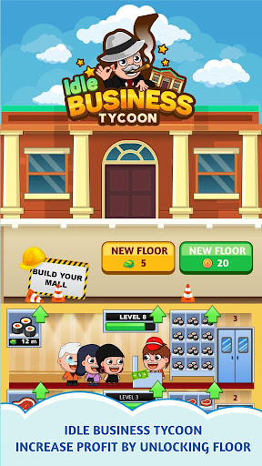 Idle Business Tycoon, Cash & Clicker Games for PC