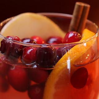 Spiced Cranberry Cider With Alcohol Recipes