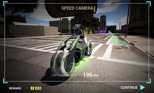 Ultimate Motorcycle Simulator Apk (God Mod Money) for Android 5