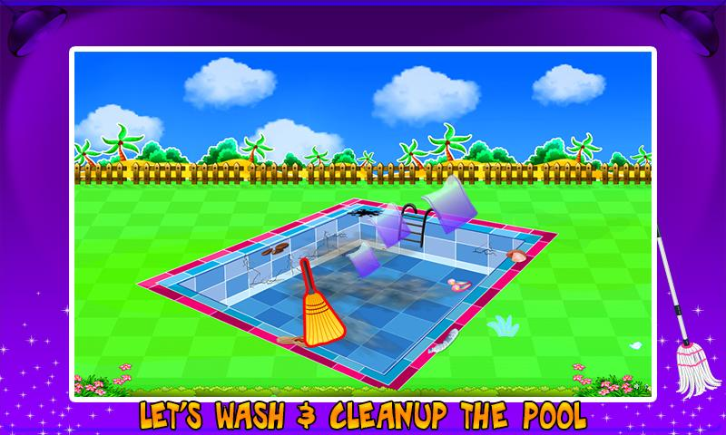 Swimming Pool Repair & Cleanup- screenshot