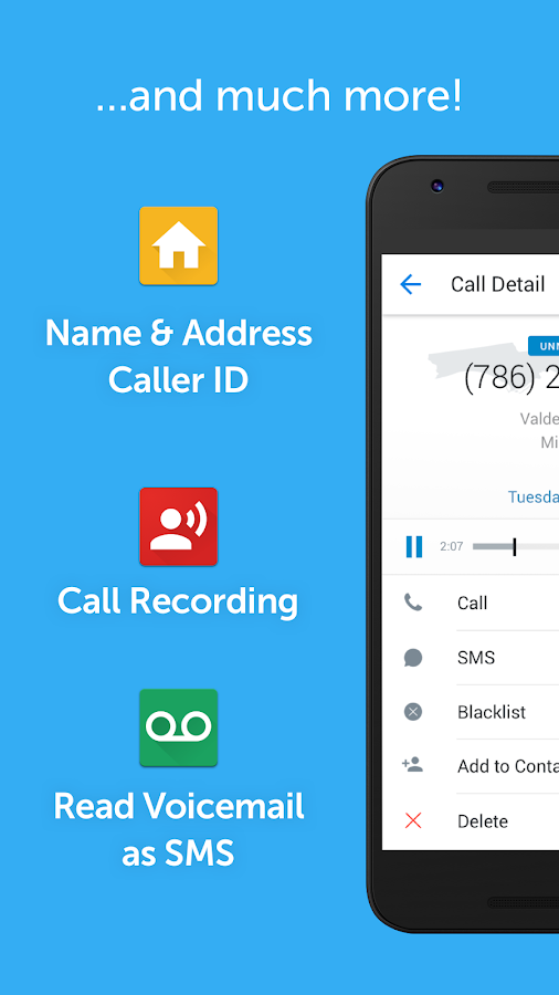 TrapCall: Unmask Blocked Calls- screenshot