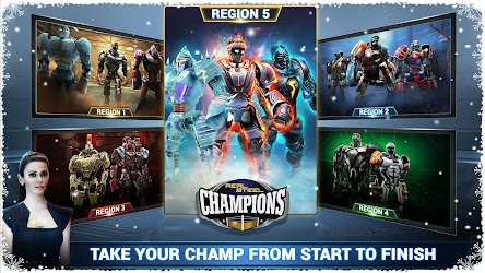 Real Steel Boxing Champions MOD Apk 1.0.448 6