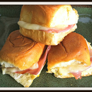 Angie's Baked Sammie Melts