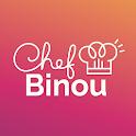 Chef Binou, les 20 recettes préférées des enfants icon