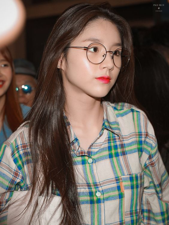 heejin plaid 18
