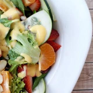 Mango Salad Dressing.