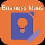 Entrepreneur Business Ideas Icon