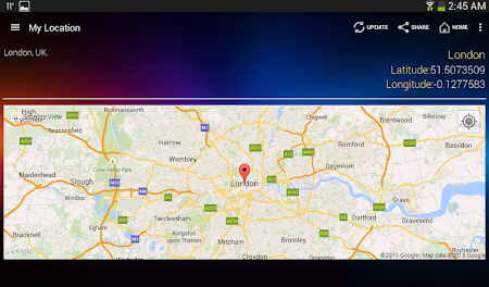 Weather & Clock Widget Android 5.0.1.2 screenshot 954