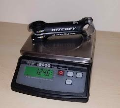 Photo: Mostek Ritchey WCS 4-Axis 31,8 120mm 6 stopni mat , używany, stan dobry - 70 zł