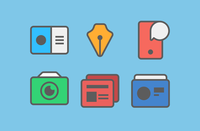 Mix Reworking – Icon Pack v5.6
