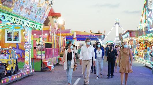 Fiestas Adra: El Recinto Ferial abre sus puertas a los abderitanos