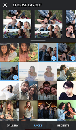 Layout from Instagram: Collage 1.2.2 screenshot 1740