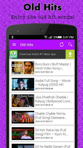 Download Hindi HD Video Songs Google Play softwares