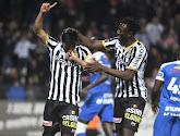 Thomas Chatelle a vu des points positifs dans le jeu de Charleroi