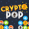 CryptoPop -  Earn Free ETH icon