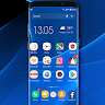 S9 launcher theme &wallpaper icon