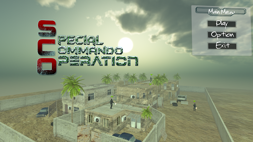 Special Commando Operation