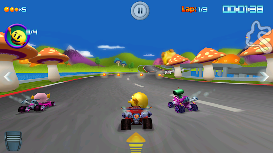 PAC-MAN Kart Rally by Namco Screenshot