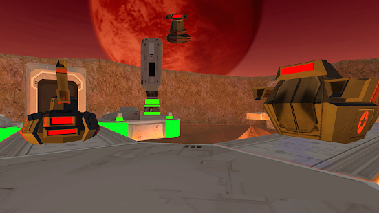 Caldera Defense VR- screenshot thumbnail