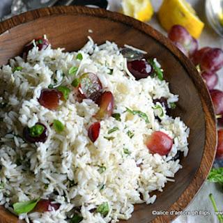 Delta Blues Rice Salad.