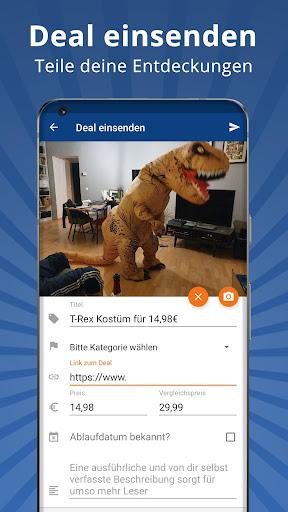 DealDoktor » Schnäppchen, Kostenloses, Gutscheine 5.5.5 screenshots 6