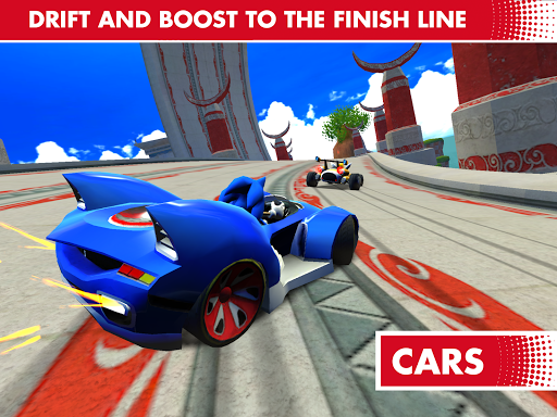 Sonic Racing Transformed screenshot 12