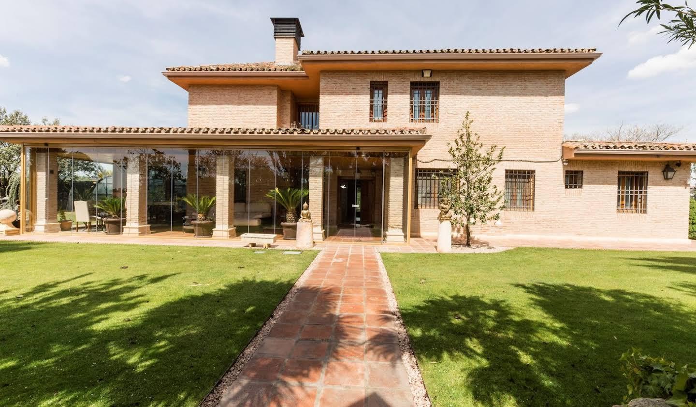 Maison avec piscine et terrasse Las Rozas de Madrid